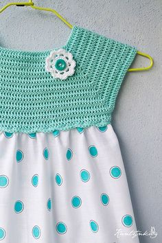 Croche pro Bebe: Vestidos em c |
