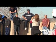 Capitol Gun Rally January 19th, 2013 - This video, filmed recently at a pro-gun rally being held at the Missouri State Capitol, might be the most epic 7 minutes of TEApublican insanity ever compiled.