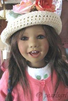 Livia-annette himstedt doll