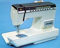 """My """"first"""" sewing machine, still have it, still love it. Now my Daughter sews on it too!"""