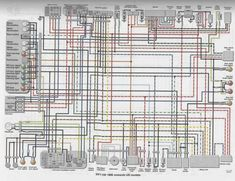 Yamaha Xv 535 Wiring Diagram Diagrams Schematics With Virago Virago 535, Yamaha Virago, Yamaha Motorcycles, Chevy K10, Motorcycle Wiring, Honda Accord Coupe, Electrical Wiring Diagram, Buick Century, Motorcycle Manufacturers