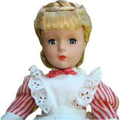 Little Women Meg Doll Madame Alexander C1950s Margaret Face 14.5 Inch HP - Little Women Meg Doll Madame Alexander C1950s Margaret Face 14.5 Inch HP