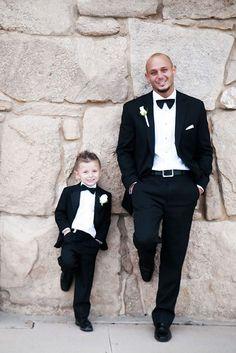 Lovely Photos Of Ring Bearer ❤ See more: http://www.weddingforward.com/ring-bearer/ #weddings