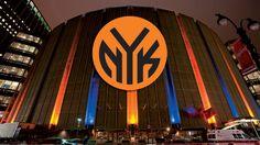 The New York Knicks NBA Basketball. #NBA #Knicks