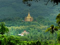 Wat Pa Phon Phao Luang | Laos (by B℮n)