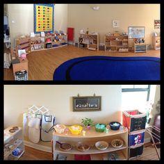 Palencia Montessori Academy, St. Augustine, Florida - Montessori Preschool Classroom Environment #Montessori #Preschool #Classroom