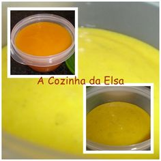 A Cozinha da Elsa: Como preparo as Sopas e fruta na Bimby para a minha bebé