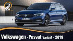 Volkswagen Passat Variant 2019 #VWPassat