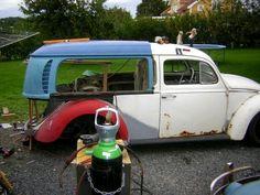 What a good idea! Beetle wagon