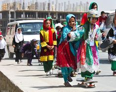Hard life: Skateistan works with children ages 5 to 18. Fifty percent of them are streetworking children