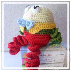 Creative Crochet Workshop: Nursery Rhymes: Humpty Dumpty
