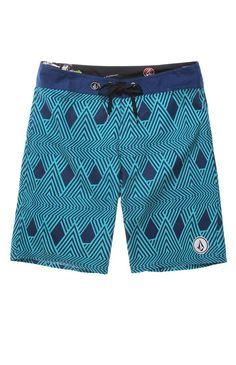 John Mayer Men Beach Shorts Adult Drawstring Boardshort