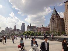 Bund in Shanghai - China