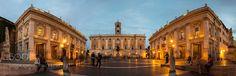Piazza del Campidoglio - Roma by alessandrodbn