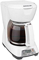 Christmas deals week Hamilton Beach 43671 12 Cup Programmable Coffeemaker White