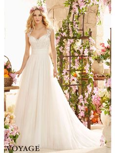 Voyage by Mori Lee Wedding Dress Style 6803 | House of Brides