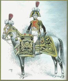 soldatini uniformi e storia militare timbalier des grenadiers à cheval