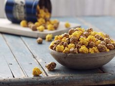 Popcorn from Garrett Popcorn   14 Chicago Foods That Are Worth Traveling For