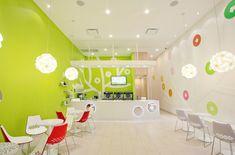 decoracion moderna heladeria - Buscar con Google
