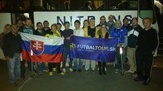 Macedonia - Slovakia Football match, November 2014 #football #futbaltour #slovakia