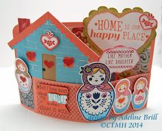 Welcome to My Creative Space!: March Stamp of the Month Blog Hop