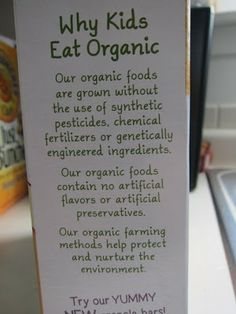 Homestead Survivalist: Natural Food Against Non-Organic Food - How to Discover?