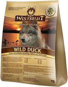 Wolfsblut Wild Duck 15 kg Hundefutter getreidefreisparen25.com , sparen25.de , sparen25.info