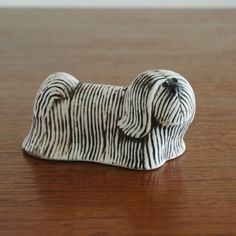 Skye Terrier(Shin-tzu)/シーズー/Lisa Larson(リサ ラーソン)/mini Kennel(ミニケンネルシリーズ)/little by little(リトルバイリトル)北欧&デザイン雑貨のお店