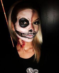 #halloweenmakeup #makeup #halloween