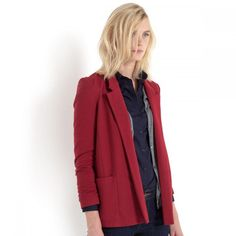 21b955d610b Nothing says French style quite like a classic tailored jacket