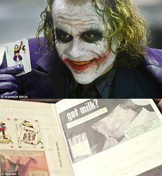 Did Heath Ledger's role as The Joker eventually kill him?