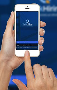 QuikHiring, a mobile job app that allows recruiters to post jobs and  invite candidates for the video interview from their smartphones has now  rolled out an update to its web version
