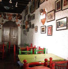 La Porrona en el albaicín, Granada