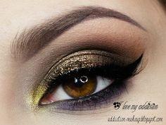 Carnival Make-up by ilovemyaddiction on Makeup Geek