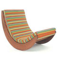 Giro Design: Cadeira de Balanço