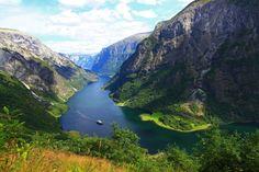 10 hitów turystycznych fiordów Norwegii