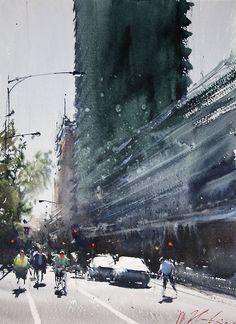 Artiste : Joseph Zbukvic  (b.1978, Croatia/Australia)  [artist trouvé via darksilenceinsuburbia  & bestbookmarks ]                    ...