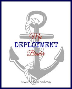 My Deployment Binder : FREE PRINTABLES to get YOU prepared for your next deployment! Contacts lists, checklists, and great tips!