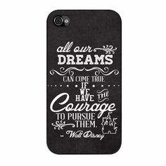 Walt Disney iPhone 4/4s Case