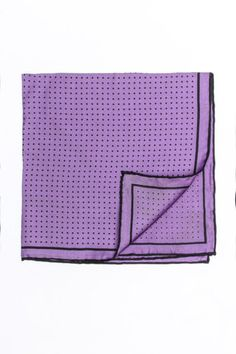 Imperial Pin Dots Pocket Square LP
