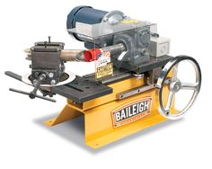 "Baileigh TN-300 Hole Saw Tube and Pipe Notcher, 110V, For 3/4""-2 and 1/2"" Pipe: Industrial Hardware: Amazon.com: Industrial & Scientific"