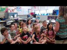1st Grade Whole Brain Teaching to students who have never seen it before!