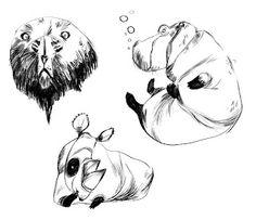 Andrew Shek: sketching...