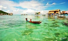 Semporna, Sabah by Joy #travel #asia