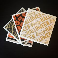Wedding invitation cards indian wedding cards invites wedding ceramic coasters set of 4 halloween theme solutioingenieria Images
