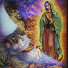 """""""our lady of guadalupe""""     tradwave   vaporwave   traditional catholicism"""
