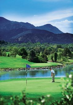 18-hole Golf Course, designed by world renowned course designer Pete Dye