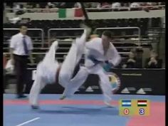 Best of WKF Kumite - YouTube