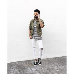 Check out this ASOS look http://www.asos.com/discover/as-seen-on-me/style-products?LookID=211254