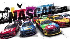 XboxOne Forza 6 Racing Wheel NASCAR OP [01]  Homestead Speedway  NASCAR ...